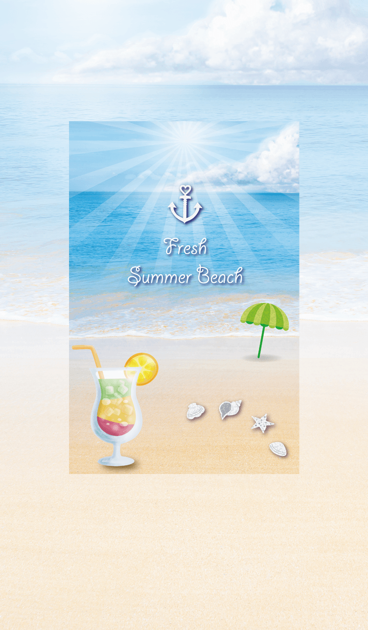 Fresh Summer Beach*