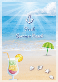 Fresh Summer Beach*