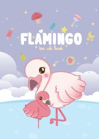 Flamingo Ocean Violet