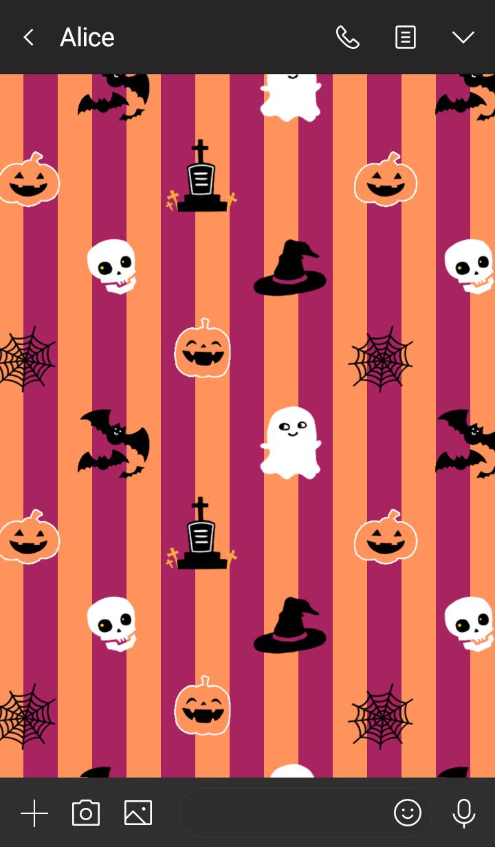 Pop&Cute Halloween Theme