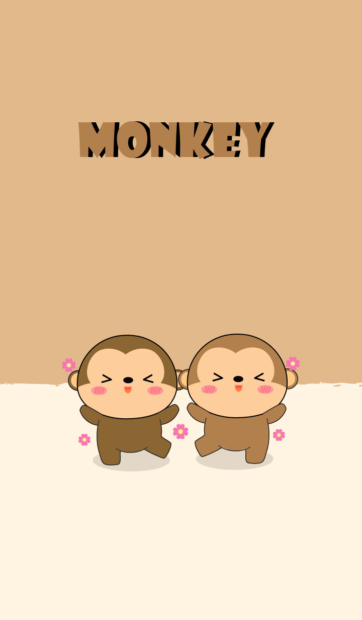 Cute Cute Sum Monkey Theme (jp)