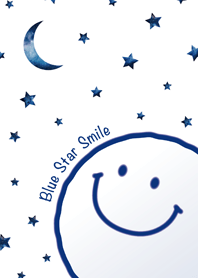 Blue Star Smile*