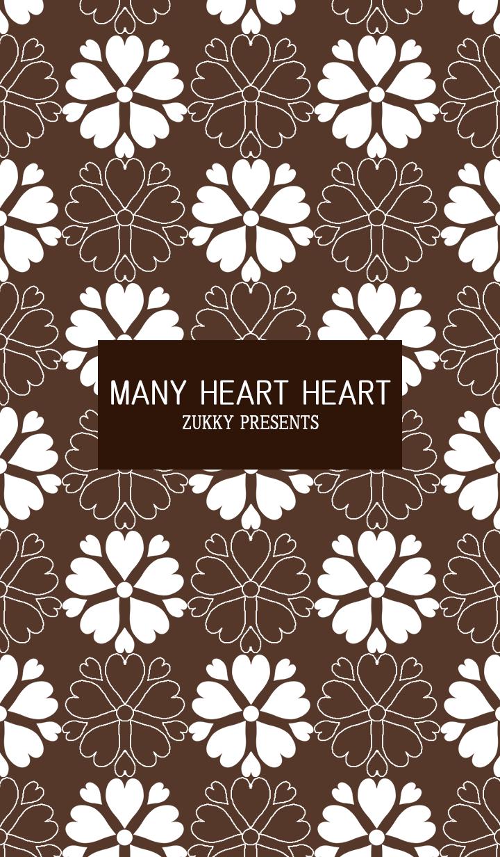 MANY HEART HEART7