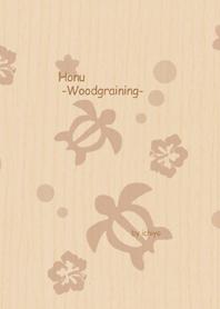 Honu -Woodgraining-