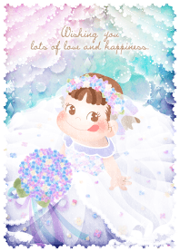 Wishing you -peko's wedding-