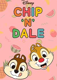 Chip 'n' Dale(熱帶水果篇)