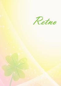 No.1574 Retno Lucky Clover name