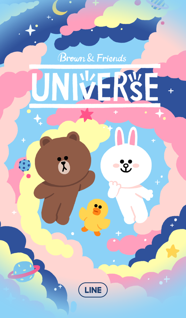 BROWN & FRIENDS Universe