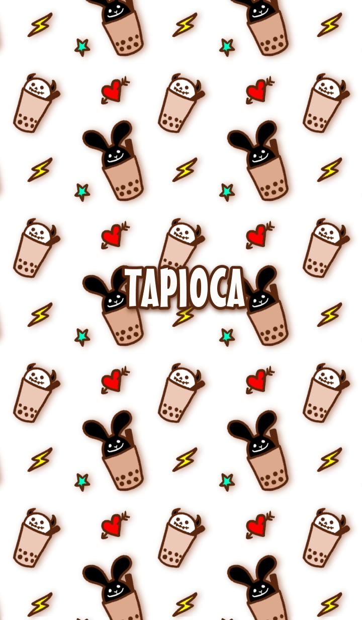 Rock rabbit and skull / Tapioca