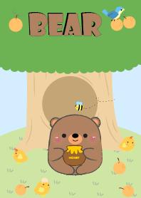 Bear With Tree Theme (jp)