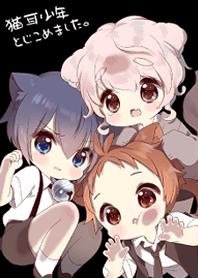 Cat ear boy2