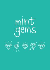 mint gems