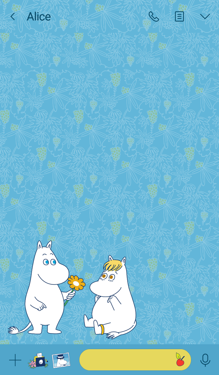 Moomin Floral Gift