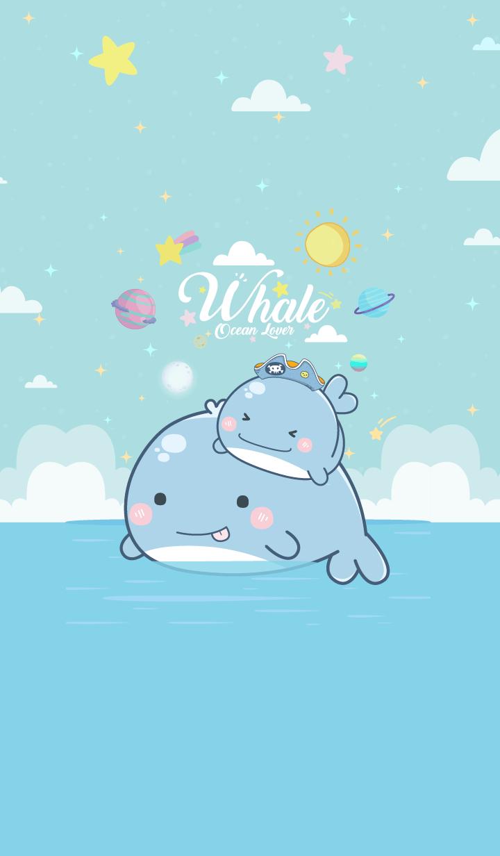 เจ้าวาฬ มหาสมุทรสีน้ำทะเล