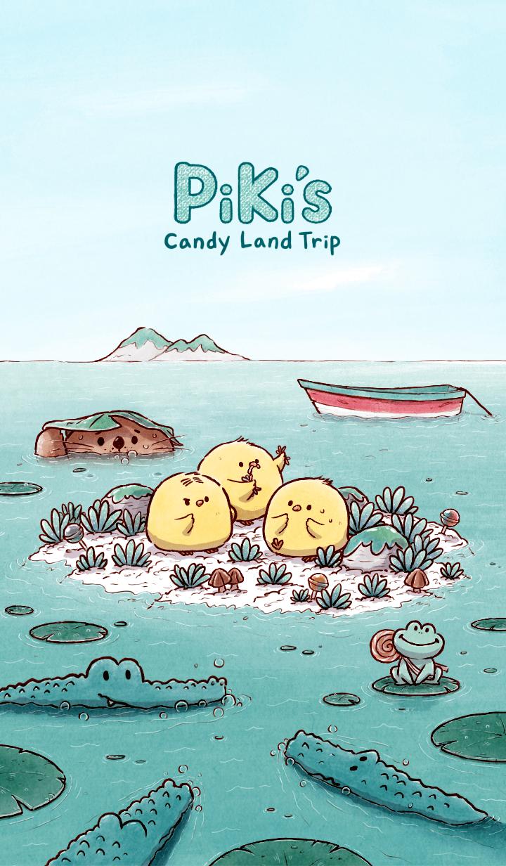 Piki's Candy Land Trip