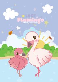 Flamingo Lake Violet