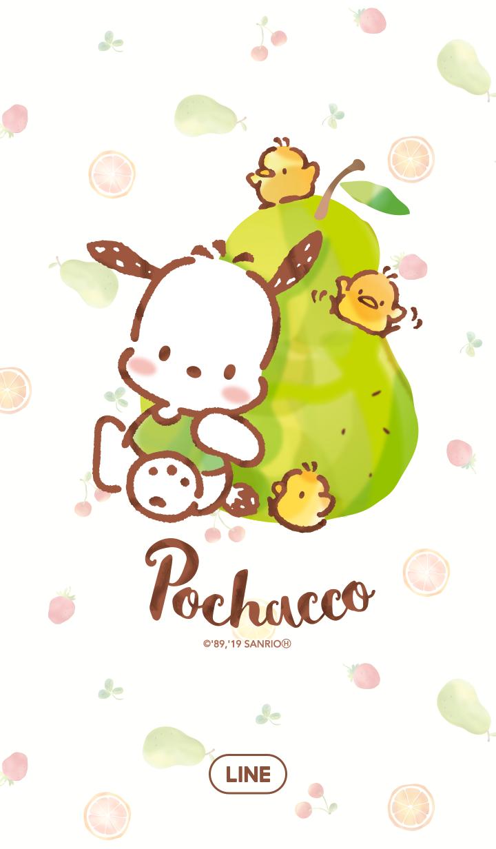 Pochacco : ตลาดผลไม้