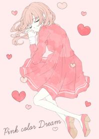 Pink color Dream