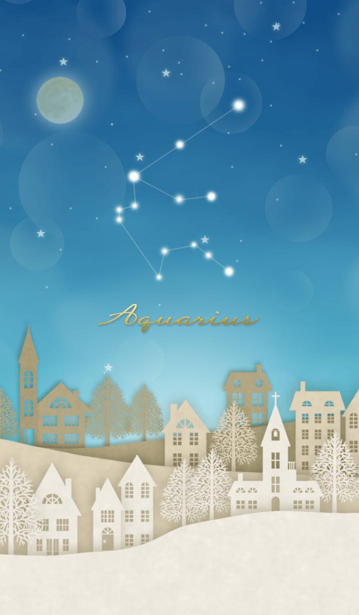 Aquarius & Scandinavia style