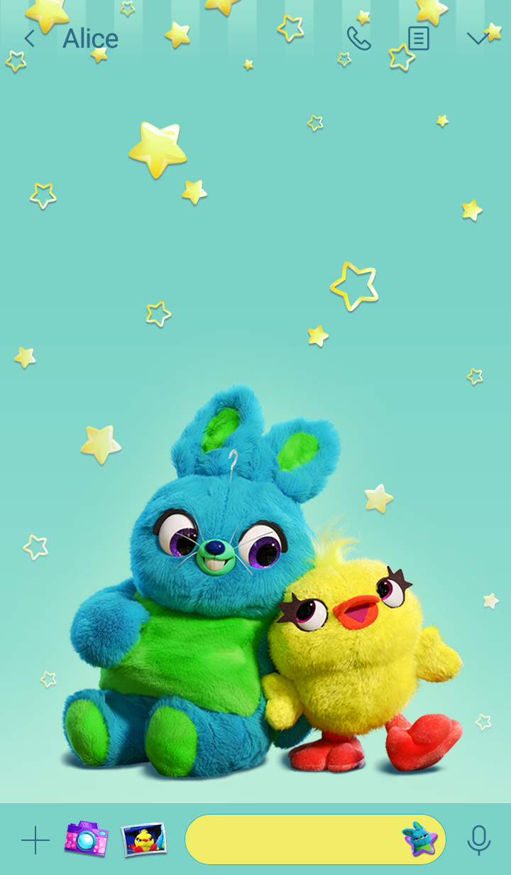 ダッキー&バニー