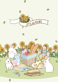 Lets go picnic!