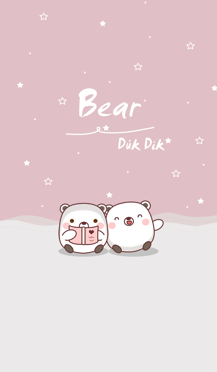 Happy Ice Bear Duk Dik
