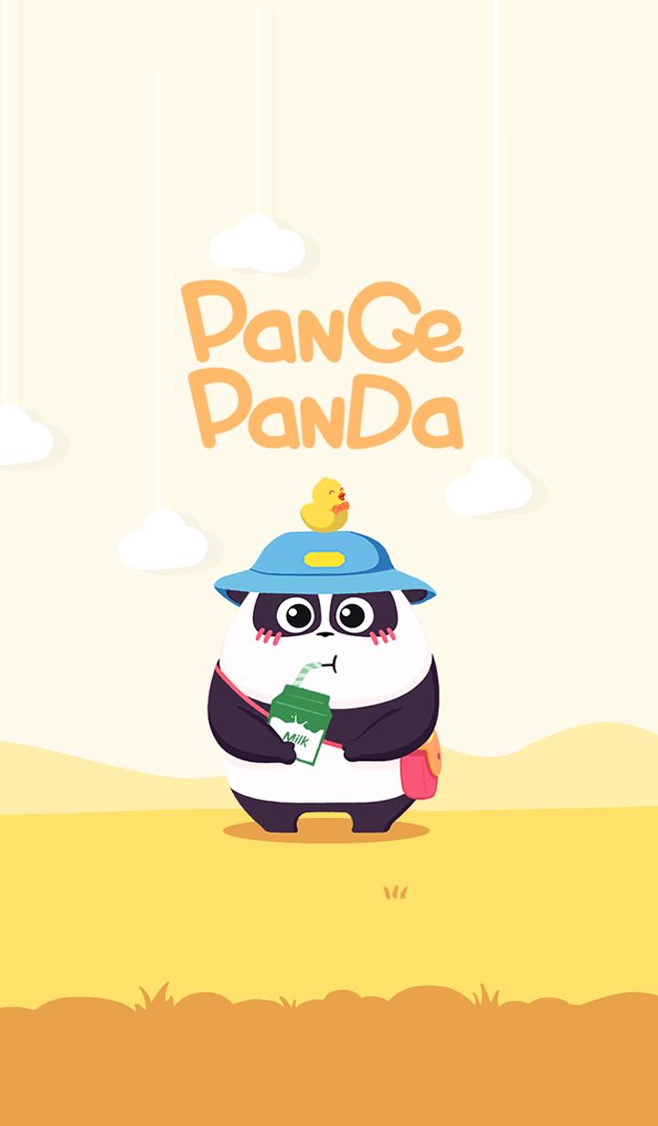 熊猫潘戈游记