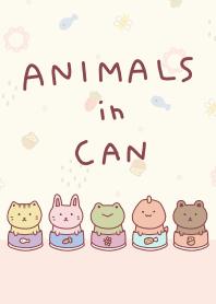 Animals in Can