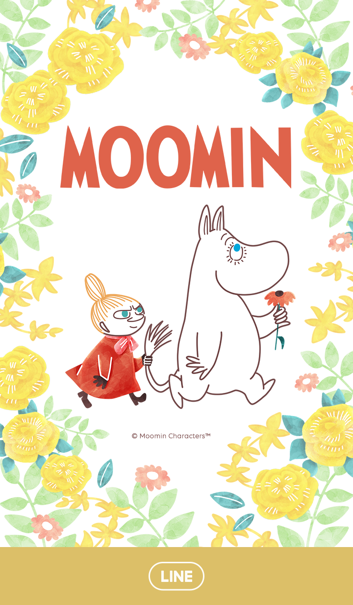 Moomin: Soft Watercolors
