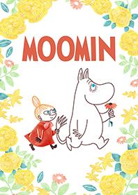 Moomin 柔和水彩風