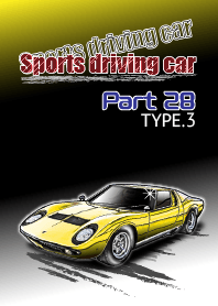 Sports driving car Part28 TYPE.3