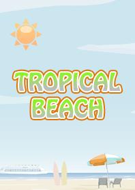 熱帶海灘 (W)