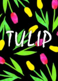 Chic tulip theme