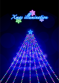 Christmas illumination.