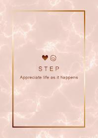 Appreciate life as it happens Orange13_2