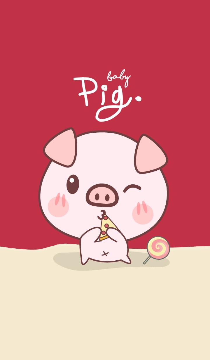 Piggy Pig (Red ver.)