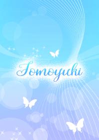 Tomoyuki skyblue butterfly theme