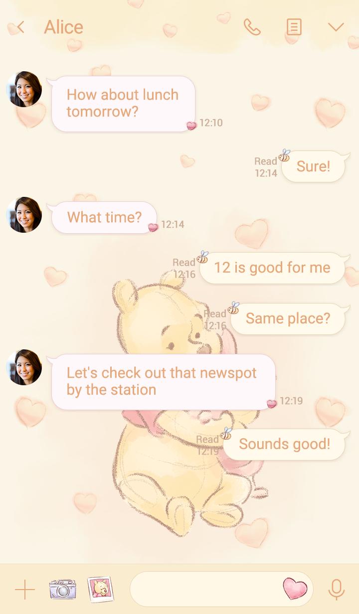 Winnie the Pooh: Hugs