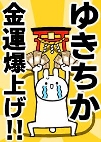 Fortune rise rabbiit[Yukichika]