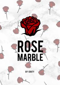 Roses - White Marble -