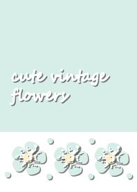 Cute vintage flower 7 :)