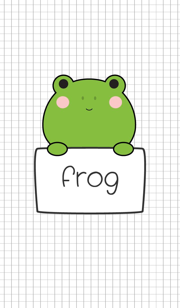 Love Frog Theme Ver.2