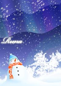 Runa Snowman & Aurora