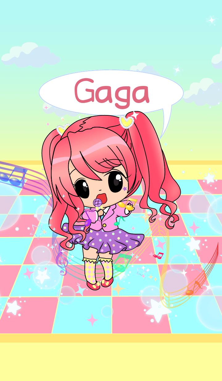 Gaga Sweety Idol
