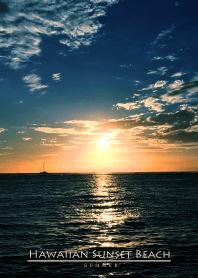 Hawaiian Sunset Beach 17 -SUMMER-