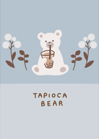 Tapioca and polar bear5.