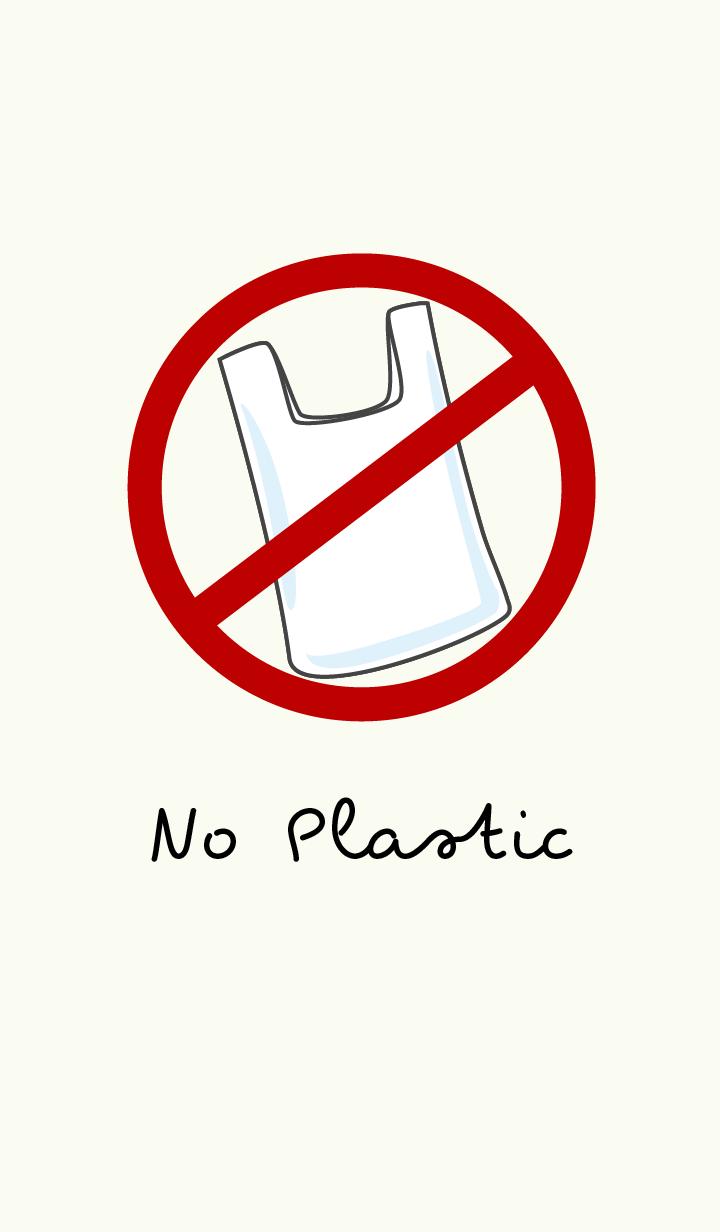 No Plastic Bag