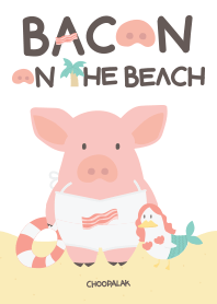 Bacon on the Beach