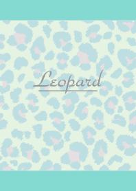 豹紋圖案:薄荷綠 WV