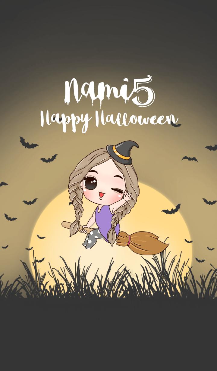 Nami Halloween Theme